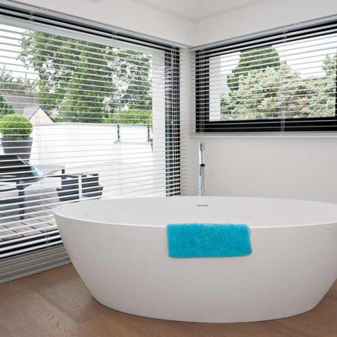photographe salle de bain design blanche lorient vannes