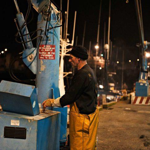 photographe reportage port de pêche de lorient 56