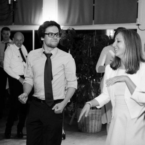 Photographe mariage bal Carnac