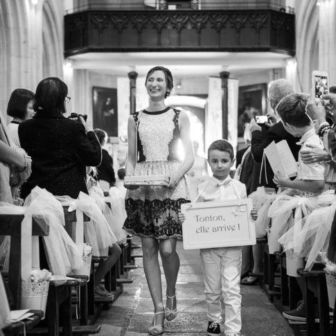 photographe Mariage église lorient kerentrech
