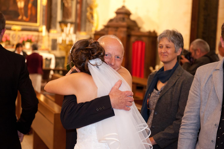 Photographe mariage maire d'Auray