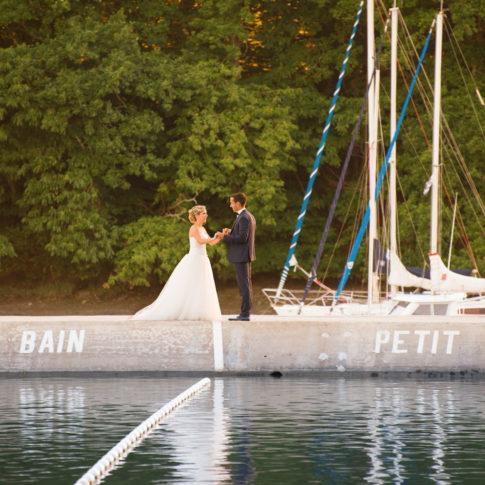 Photographe mariage vannes conleau