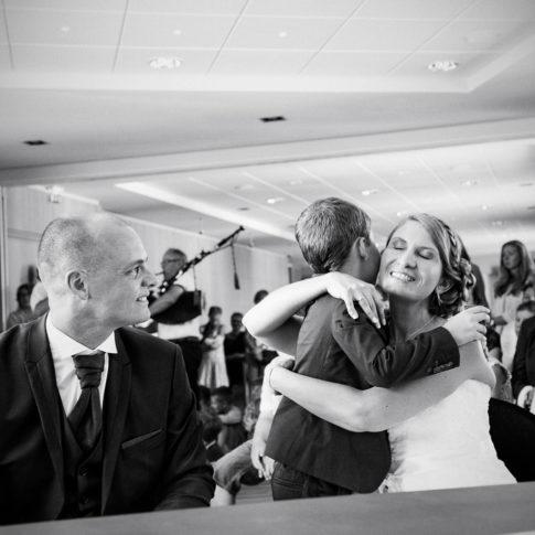 Photographe mariage maire de Kervignac