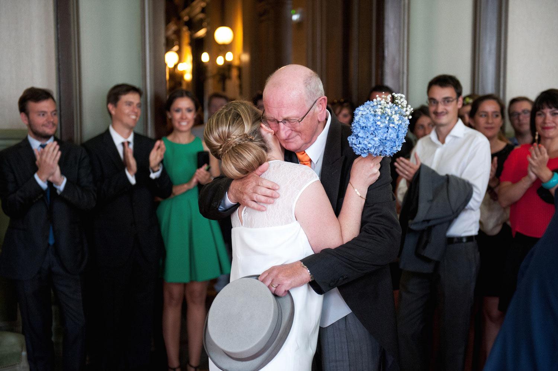 Photographe mariage maire de Vannes