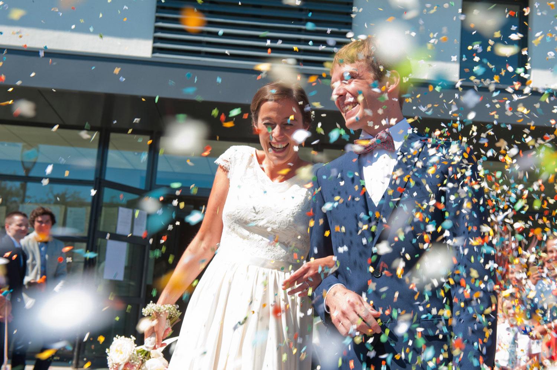 Mariage maire de Queven