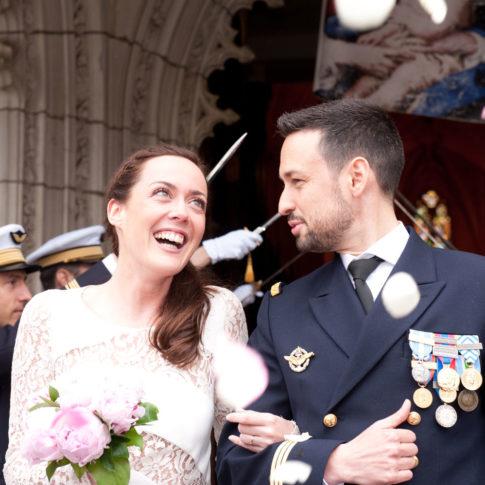 Mariage église de kerentrech Lorient