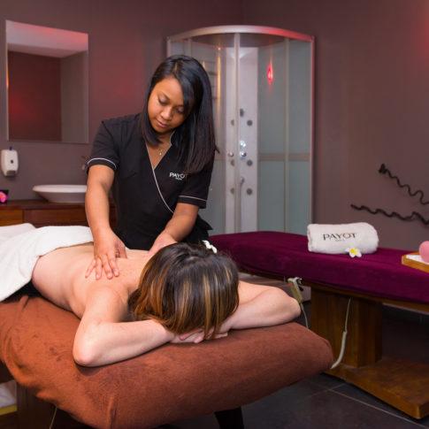 photographe entreprise salon massage beauté esthétique vannes lorient 56 morbihan