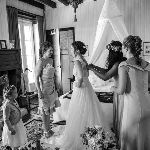 photographe professionnel de mariage 56