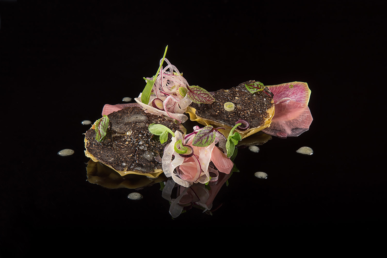 photographe culinaire magazine table et saveur de Bretagne
