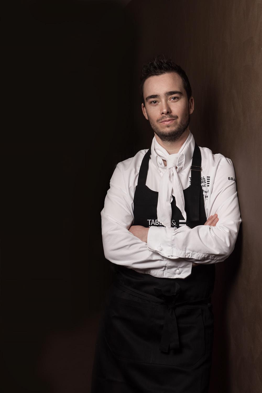 Portrait corporate le pochat photographe lorient vannes for Cuisinier particulier