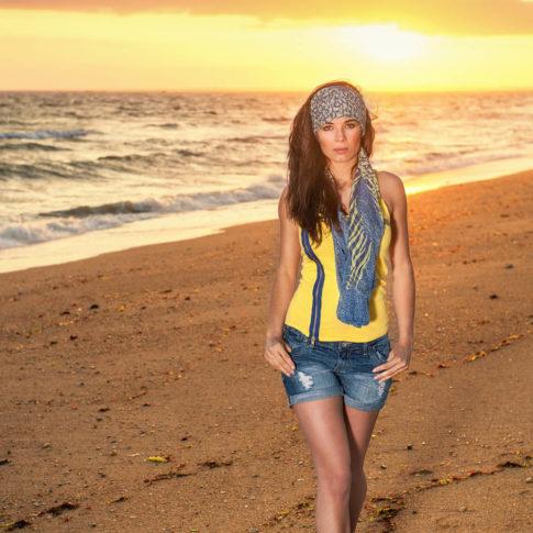 Photographe Morbihan mode marque de vêtements