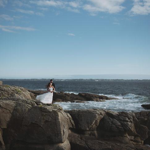 Photographe mariage sud-finistere