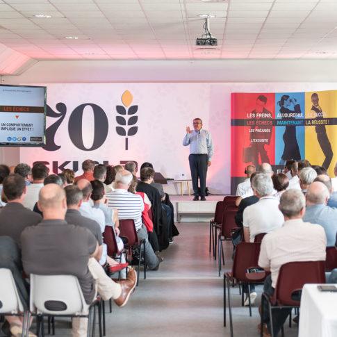 photographe séminaire d'entreprise Lorient Vannes bretagne