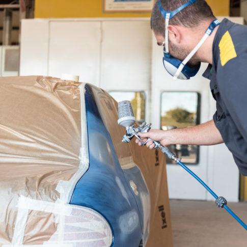 photographe reportage carrosserie peintre lorient vannes Quimper quimperle