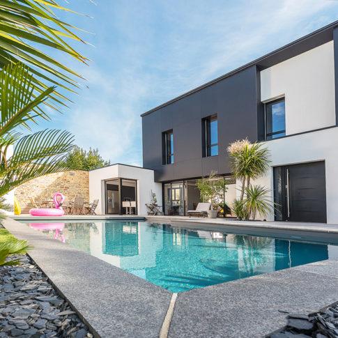 Photographe architecture piscine vannes mondial piscine