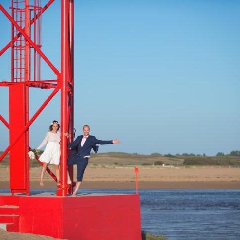 photographe lorient barre d'etel mariage