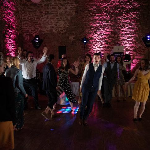 Photographe mariage lorient ouverture de bal