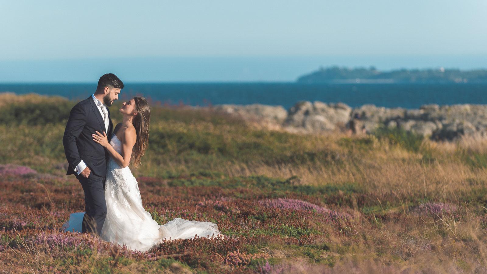 Philippe Le Pochat photographe de mariage à Ploemeur Morbihan