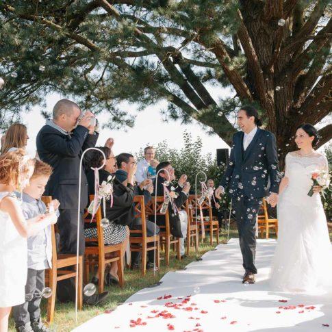 Photographe mariage cérémonie laïque Carnac