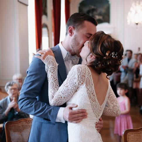 photographe mariage mairie d'hennebont