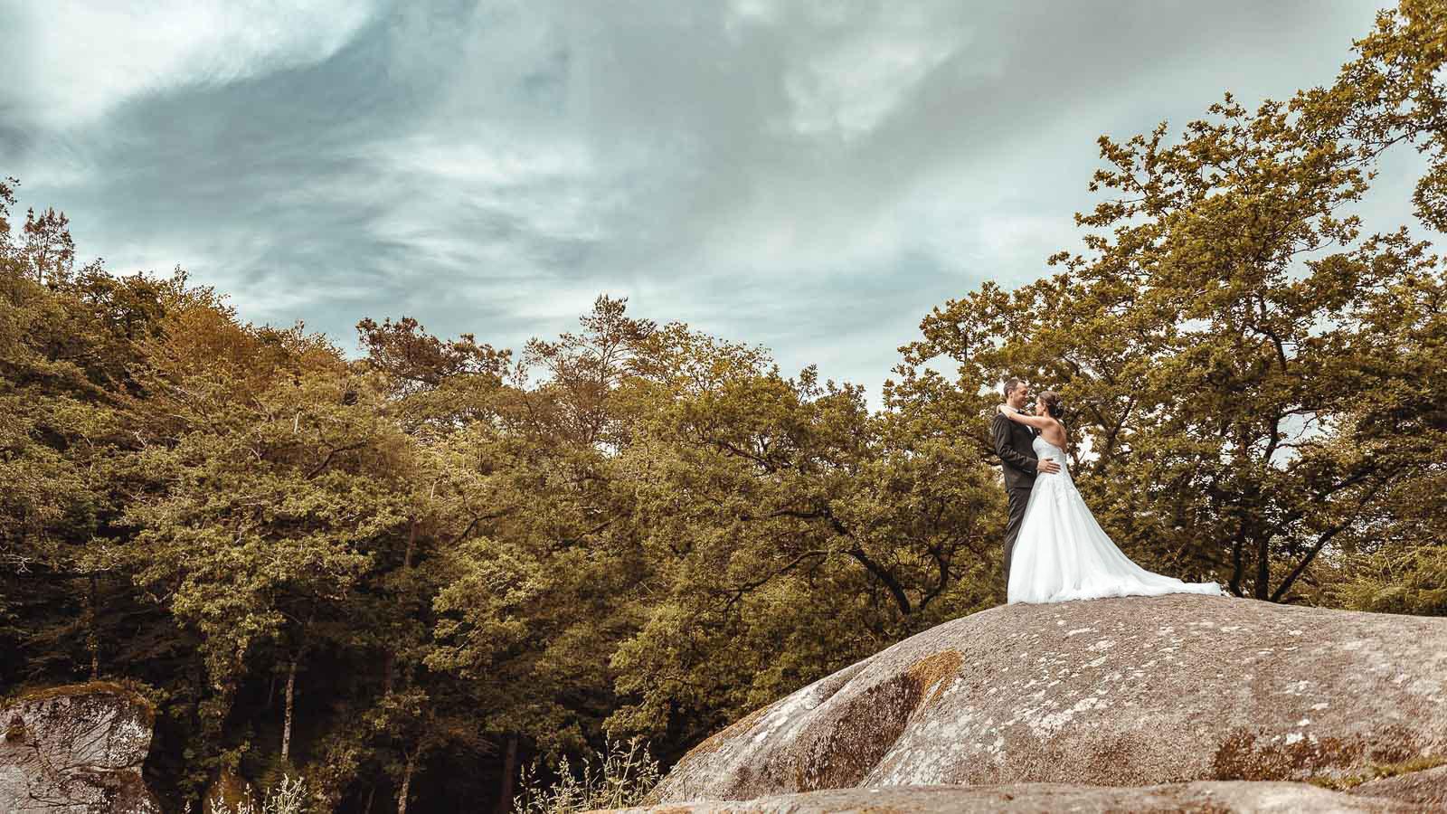 Philippe Le Pochat photographe de mariage à Quimperlé Finistère