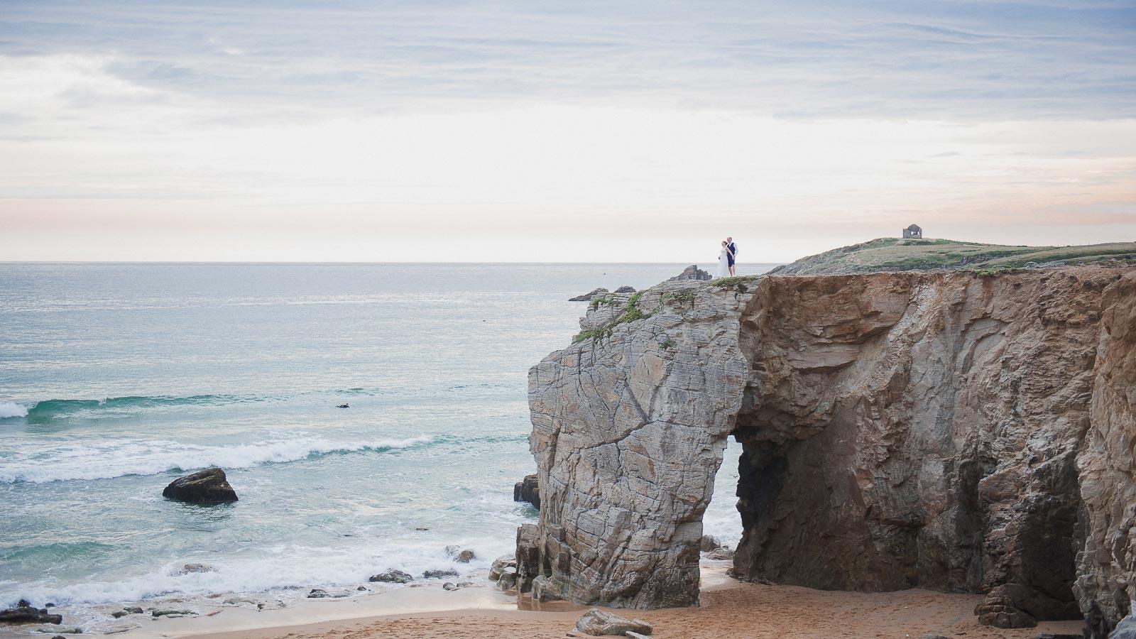 Philippe Le Pochat photographe de mariage à Quiberon Morbihan