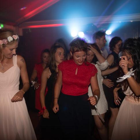 photographe mariage à lorient soirée bal