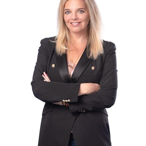 Photographe portrait femme chef d'entreprise Lorient